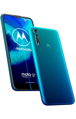 motorola moto g8 POWER LITE (skyblue)