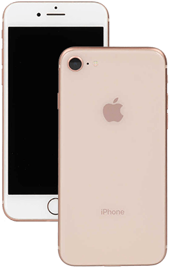 中古 iPhone8(256GB)/Grade B (gold)