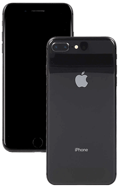 中古 iPhone8 Plus(256GB)/Grade A (spacegray)