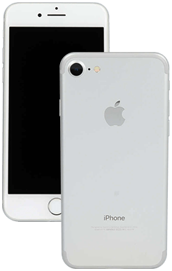 中古 iPhone7(128GB)/Grade B (silver)