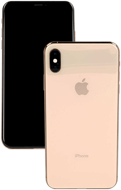 中古 iPhoneXS Max(64GB)/Grade B (gold)